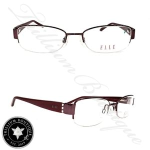 Elle EL18791 Women's Full Rim Glasses Frames NEW!